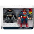 DCコレクティブルズ バットマン:ダークナイトリターンズ 30周年記念 アクションフィギュア 2パック バットマン&スーパーマン
