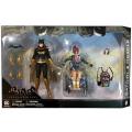 DCコレクティブルズ バットマン アーカムナイト アクションフィギュア 2パック バットガール & オラクル