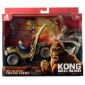 キングコング:髑髏島の巨神 2017 ウォルマート限定 クリーチャーコンタクト フィギュアパック スパイダー