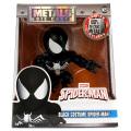 マーベルコミックス メタルズ ダイキャストフィギュア M253 ブラックコスチューム スパイダーマン