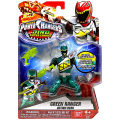 パワーレンジャー ダイノスーパーチャージ 5インチ アクションフィギュア リミテッドエディションカラー グリーンレンジャー
