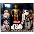 ��������������/�ե������γ��� �������åȸ��� 12������ե����奢 3�ѥå� BB-8 & C-3PO & R0-4LO