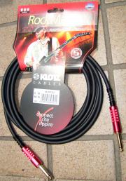 【Rock Master (ロックマスター)マティアス・ヤプス/Matthias Jabs(Scorpions) Signature Cable】 3m(S‐S)