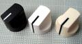 【ノブ】インチタイプ(6.35mm):ねじ固定式 Small Circle 各色