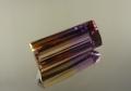【高品質ルース】気品のある輝き!!高品質ブラジル産アメトリンルース 13.66カラット バゲットシェイプファンシーカット