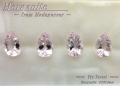 マダガスカル産モルガナイト☆ペアシェイプ9x6mm☆4ピース約4.49ct☆パッケージ商品