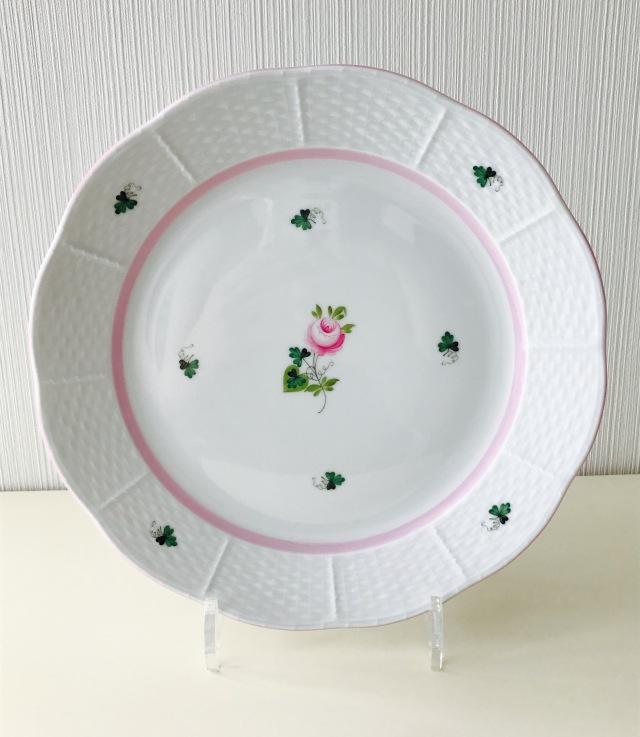 ヘレンド VRH-X4 00524-0-00 ウィーンの薔薇ピンク 約25cm
