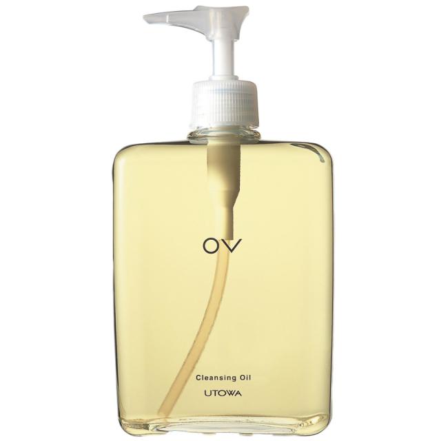 【送料無料】UTOWA(ウトワ) OV クレンジングオイル 420ml:【UTOWA】【基礎化粧品】【クレンジングオイル】