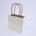 正方形の手提袋
