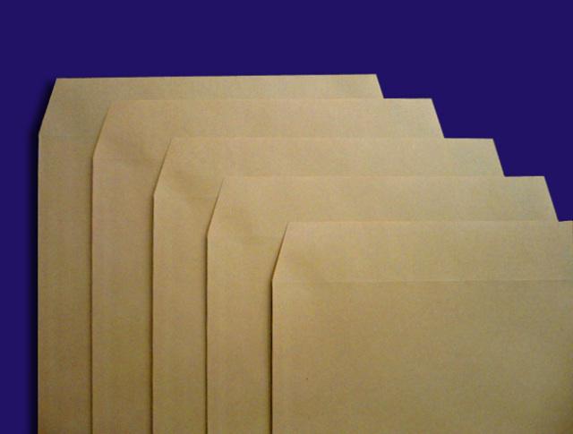 角6封筒 クラフト 85g 500枚 (K60850)