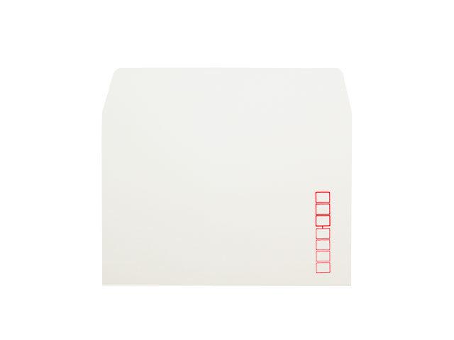 洋2封筒 カマス貼 (YS12号) ケント 郵便枠入り/500枚(YS1210)