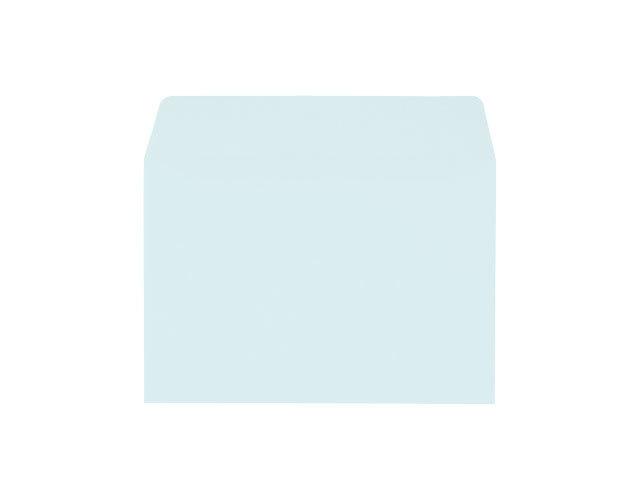 洋2封筒 カマス貼 ソフトブルー 郵便枠なし/500枚(YS2300)