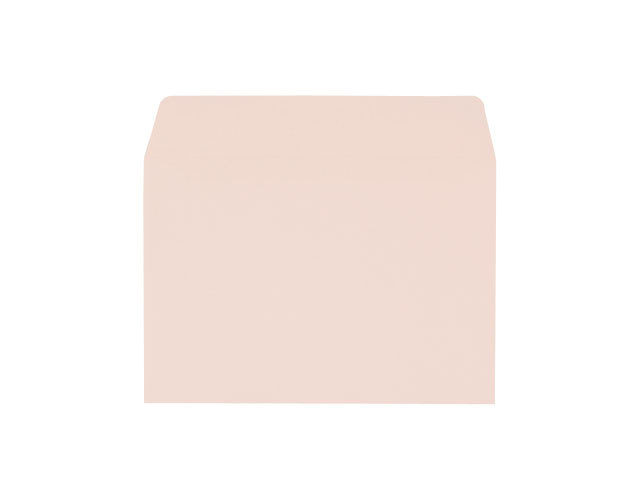 洋2封筒 カマス貼 ソフトピンク 郵便枠なし/500枚(YS2330)
