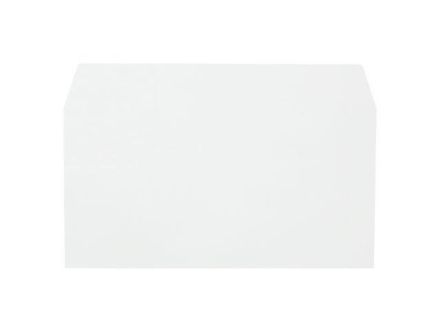 洋0封筒 カマス貼 洋長3(中身が見えない) プラテクトホワイト 100g 500枚(YS0990)