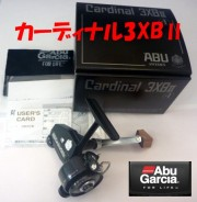 【アブガルシア】カーディナル3XB2
