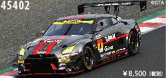 ◆GAINER TANAX GT-R SUPER GT GT300 2016 No.0