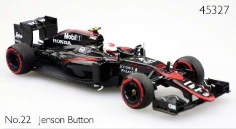 McLaren Honda MP4-30 2015 Middle Season Version  No.22 J.バトン