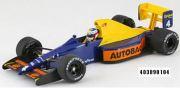 ティレル フォード018 J.アレジ 1989日本GP