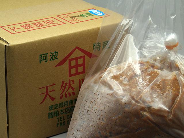 天然味噌『上』4kg