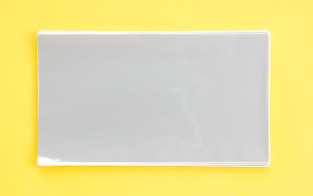 OPP袋 サイドシールタイプ フィルムの厚み30μ 170×300ミリ 100枚入り