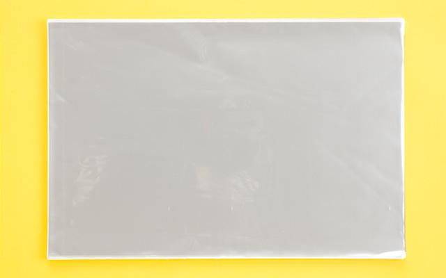 OPP袋 サイドシールタイプ フィルムの厚み30μ 300×450ミリ 100枚入り