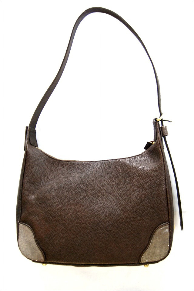 Shoulder Bag SC-011 Brown