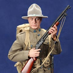 【DID】A11009 American Infantryman of Expeditionary Force 1917 Buck Jones アメリカ軍遠征軍歩兵部隊 バック・ジョーンズ