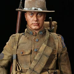 【DID】A11010S American Infantryman of Expeditionary Force 1917 Buck Jones Special Limited Edition アメリカ軍 特別版