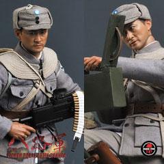 【Soldier Story】SS098 1/6 EIGHTH ROUTE ARMY GUNNER 中国国民革命軍第八路軍 M1917射撃手