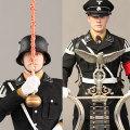 ��3R��GM631Jarman Musikkorps der SS Volume 4 Glockenspiel & Tambourmajor WW2 �ɥ��ķ� SS ������