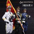 【DAM】No.78029ABC HONOR GUARD 中国人民解放軍 儀仗兵 陸海空 1/6フィギュア