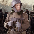 ��DID��D80094 WH INFANTRY CAPTAIN - 1942 Stalingrad Thomas ��������󥰥顼�ɹ�����