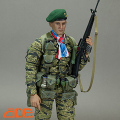 "【ACE】MIKE Force ""Baron"" US Mobile Strike Force Commend (Item #13032) アメリカ陸軍 機動部隊 1/6スケールフィギュア"