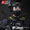 【DAM】No.78016 U.S. COAST GUARD MSRT (MARITIME SECURITY RESPONSE TEAM) アメリカ沿岸警備隊 海上保安即応部隊 1/6フィギュア