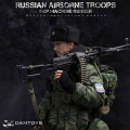 【DAM】No.78025 ELITE SERIES RUSSIAN AIRBORNE TROOPS PKP MACHINE GUNNER ロシア空挺軍 PKP 機関銃兵 1/6フィギュア