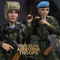 【DAM】No.78035 RUSSIAN AIRBORNE TROOPS NATALIA ロシア空挺軍 女性兵士 ナタリア 1/6スケールフィギュア