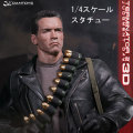【DAM】CS001 CLASSIC SERIES 1/4th scale Terminator 2: Judgment Day T-800 ターミネーター2 T2: T-800 1/4スケールスタチュー