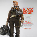 【DAM】ZP001 1/6 MindGame - The Gobi Squad - Black Eight - Frank Chambers マインドゲーム 1/6フィギュア