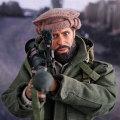 【DID】I80112 The Soviet-Afghan War 1980s Afghanistan Civilian Fighter - Arbaaz アフガニスタン紛争 アフガン民兵 アルバーズ