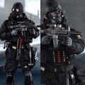 【DID】MA1005 British Special Air Service (SAS) B Squadon Black Ops Team - Sean イギリス陸軍 特殊空挺部隊 シーン