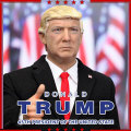 【DID】AP002 ドナルド・トランプ アメリカ合衆国第45代大統領 1/6スケールフィギュア