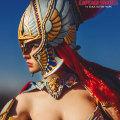 【Phicen】PL2016-98 Captain Sparta 1/6th Scale Action Figure キャプテンスパルタ 1/6スケール シームレス女性ボディフィギュア