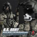 ��Soldier Story��SS087 1/6 U.S. ARMY PILOT/AIRCREW ����ꥫΦ�� �ѥ���å�/�������롼