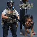 【Soldier Story】SS097 1/6 SPECIAL DUTIES UNIT ASSAULT - K9 香港警務処警察機動部隊 SDU 特別任務連 飛虎隊 &警察犬