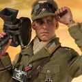 【DID】D80084 DAK Afrika WH Korps NCO Libya 1941Luca 1941年リビア − ドイツアフリカ軍団 下士官 ルカ
