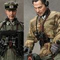 【DID】D80095 Radio Operator 1942年 独ソ戦ブラウ作戦 グロースドイッチュラント師団 通信士 上級曹長ウルフラム