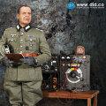 【DID】D80096 WH (Infantry) Major Achbach German communications Set1 ドイツ軍 通信部隊 大佐 アッハバッハ