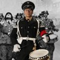 【3R】GM623 Leon Musikkorps der Waffen-SS Volume 1SS ceremonial Unit Bugle/SS Snare Drummer 親衛隊式典団 レオン