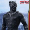 【ホットトイズ】MM#363『シビル・ウォー/キャプテン・アメリカ』 1/6スケールフィギュア ブラックパンサー