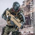 【JackalX】JX001 1/6 Sergeant John Reese Collectible Figure サージェント ジョン・リース 1/6スケールフィギュア